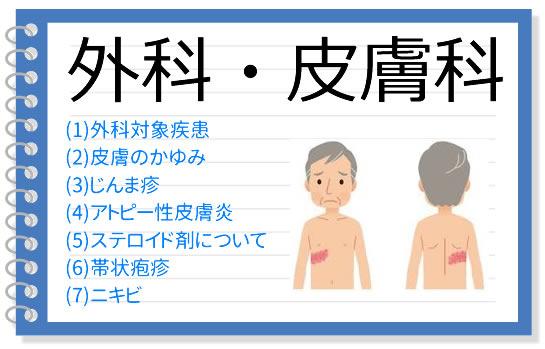 外科・皮膚科